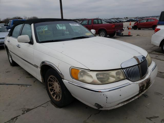 Lincoln salvage cars for sale: 2000 Lincoln Town Car S