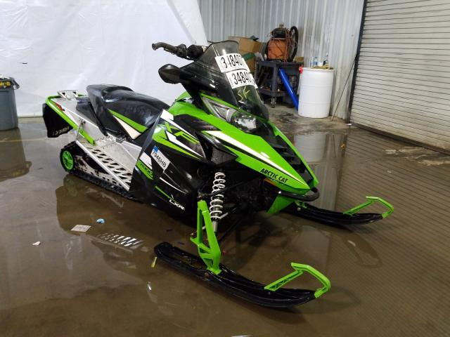 Arctic Cat Snowmobile salvage cars for sale: 2015 Arctic Cat Snowmobile