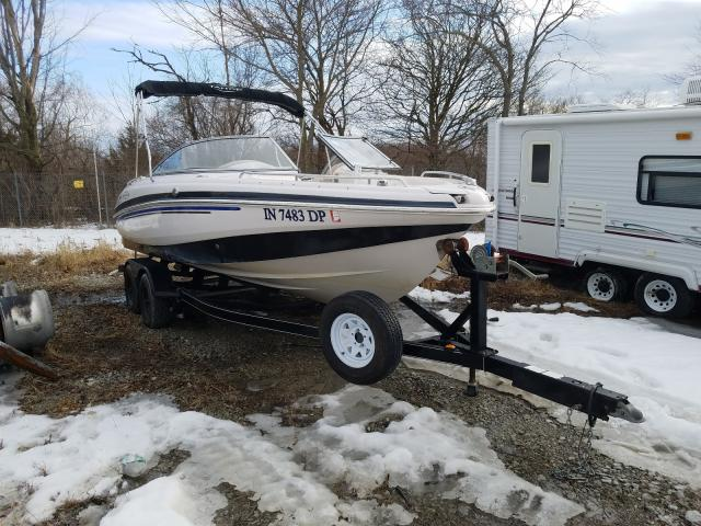 Tahoe salvage cars for sale: 2006 Tahoe Boat With Trailer