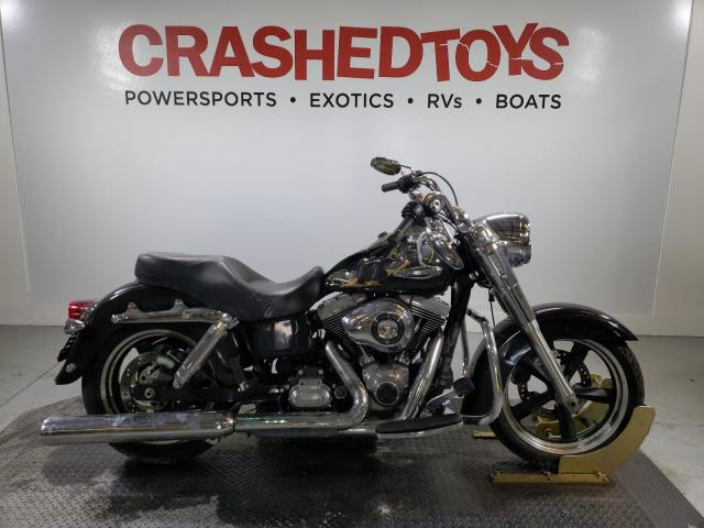 Salvage cars for sale from Copart Fort Pierce, FL: 2012 Harley-Davidson FLD Switch