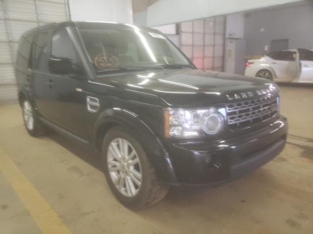Salvage cars for sale from Copart Mocksville, NC: 2010 Land Rover LR4 HSE PL