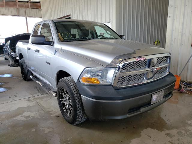 Salvage cars for sale from Copart Homestead, FL: 2010 Dodge RAM 1500