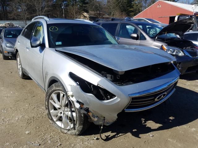Infiniti FX37 salvage cars for sale: 2013 Infiniti FX37
