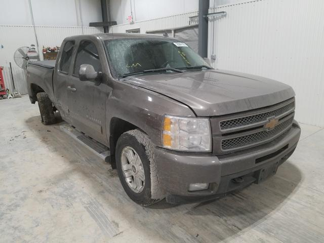 Salvage cars for sale from Copart Greenwood, NE: 2012 Chevrolet Silverado