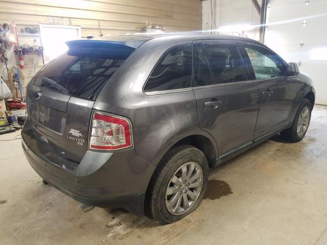 2010 FORD EDGE LIMIT - Right Rear View