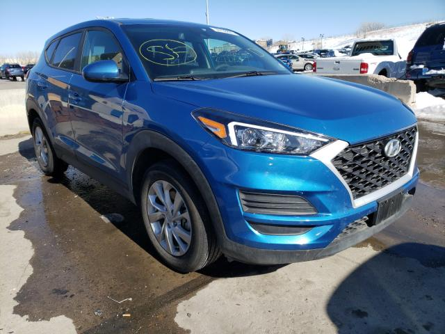 Hyundai salvage cars for sale: 2020 Hyundai Tucson SE