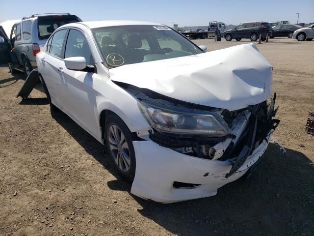 Salvage cars for sale from Copart San Diego, CA: 2013 Honda Accord LX