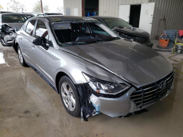 Salvage cars for sale from Copart Homestead, FL: 2020 Hyundai Sonata SE