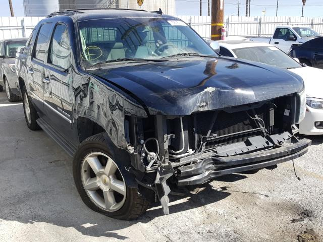 Salvage cars for sale from Copart Wilmington, CA: 2013 Chevrolet Avalanche