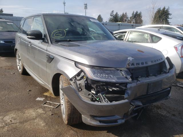 Salvage cars for sale from Copart Woodburn, OR: 2018 Land Rover Range Rover