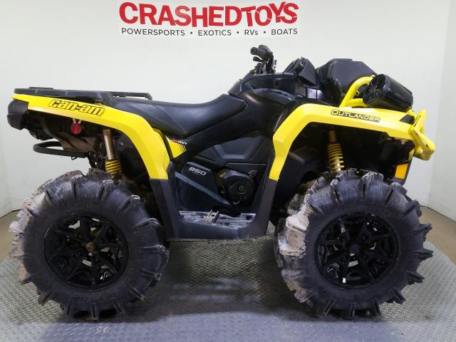 Can-Am salvage cars for sale: 2019 Can-Am Outlander