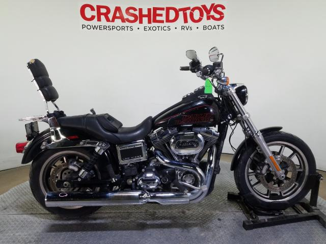 Salvage cars for sale from Copart Dallas, TX: 2016 Harley-Davidson Fxdl Dyna