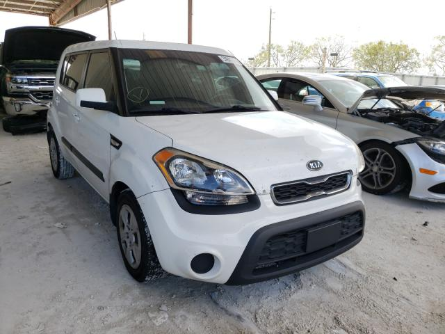 Salvage cars for sale from Copart Homestead, FL: 2012 KIA Soul