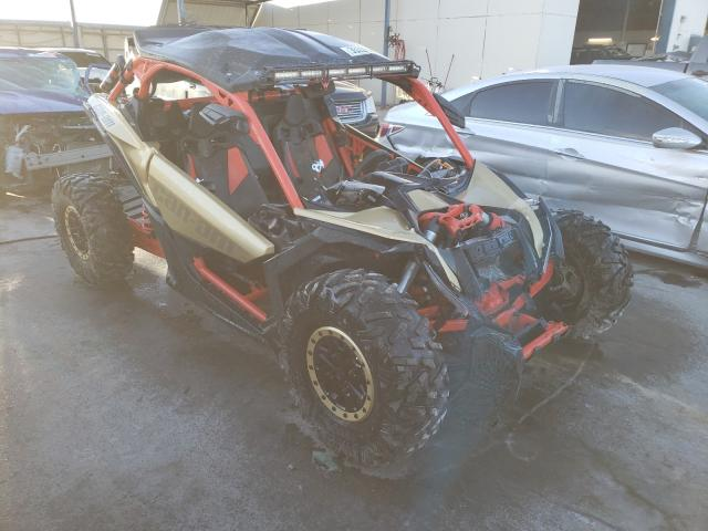 Salvage cars for sale from Copart Anthony, TX: 2018 Can-Am Maverick X
