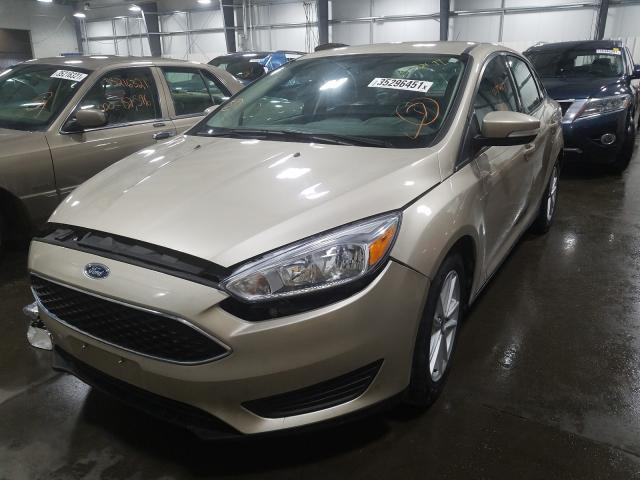 2018 FORD FOCUS SE - Left Front View
