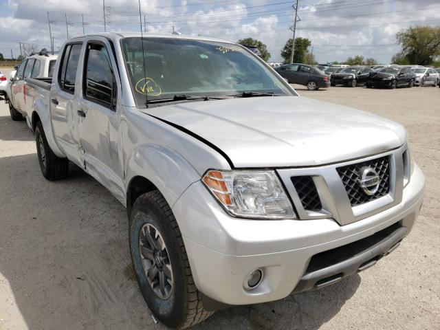 Salvage cars for sale from Copart Riverview, FL: 2016 Nissan Frontier S
