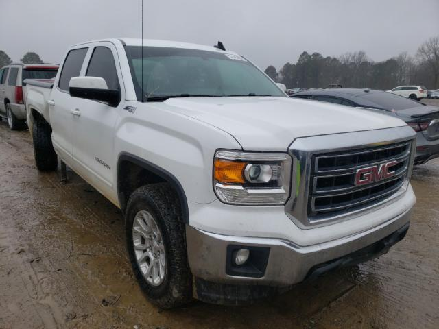 Salvage cars for sale from Copart Conway, AR: 2015 GMC Sierra K15