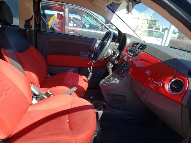 2012 FIAT 500 POP 3C3CFFDR2CT142563