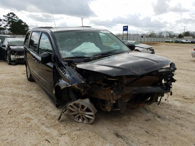 Salvage cars for sale from Copart Newton, AL: 2015 Dodge Grand Caravan