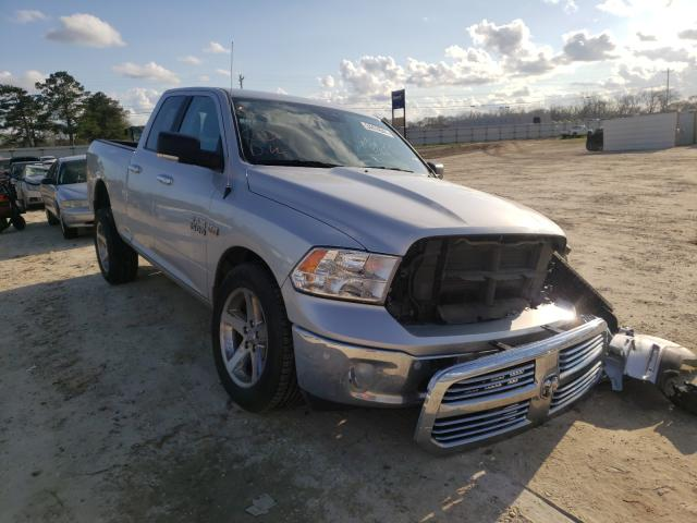 Salvage cars for sale from Copart Newton, AL: 2018 Dodge RAM 1500 SLT
