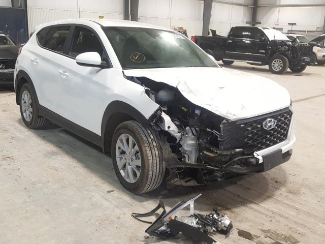 Salvage cars for sale from Copart Greenwood, NE: 2020 Hyundai Tucson SE