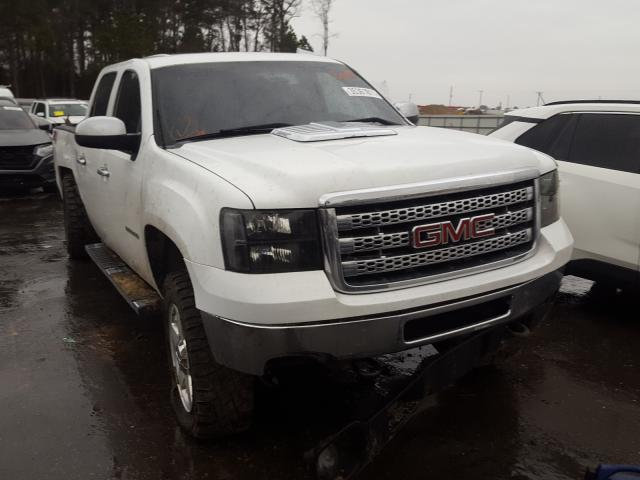GMC salvage cars for sale: 2013 GMC Sierra K25