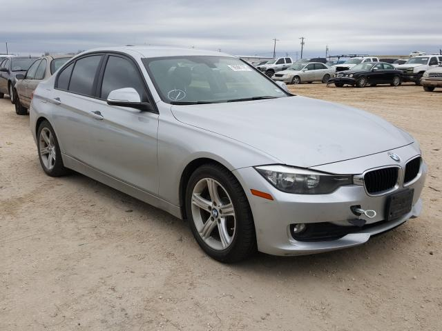 Salvage cars for sale from Copart San Antonio, TX: 2015 BMW 328 D