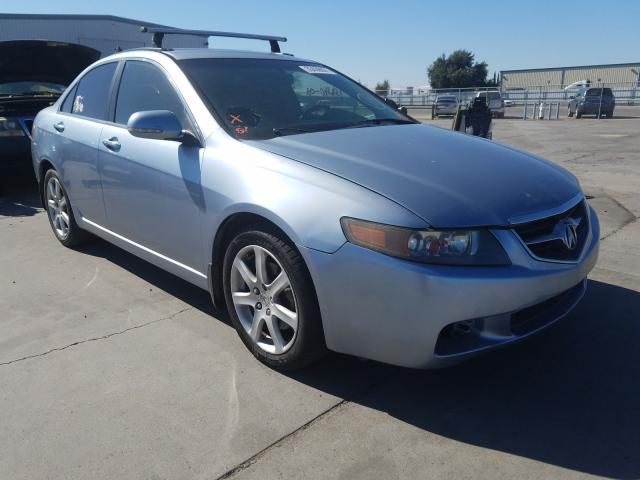 Salvage cars for sale from Copart Sacramento, CA: 2005 Acura TSX