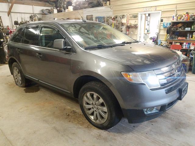 Vehiculos salvage en venta de Copart Billings, MT: 2010 Ford Edge Limited