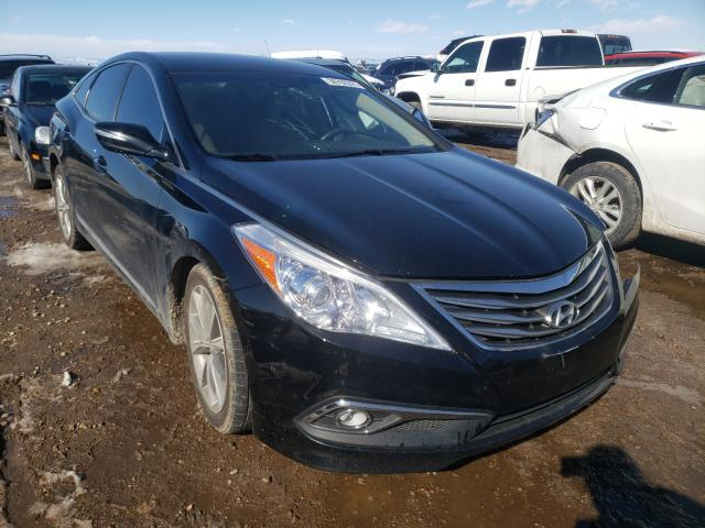 Hyundai salvage cars for sale: 2017 Hyundai Azera