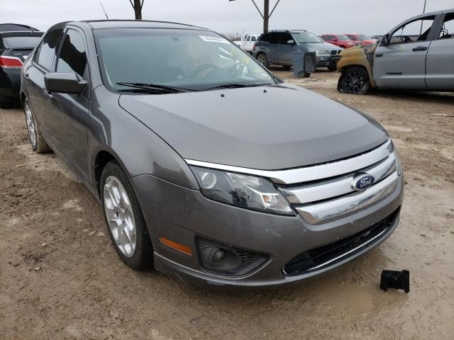 Salvage cars for sale from Copart Temple, TX: 2011 Ford Fusion SE