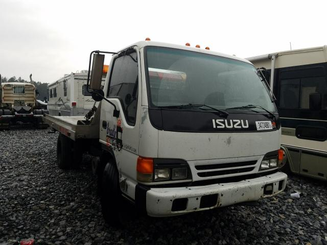 Isuzu salvage cars for sale: 2000 Isuzu NPR