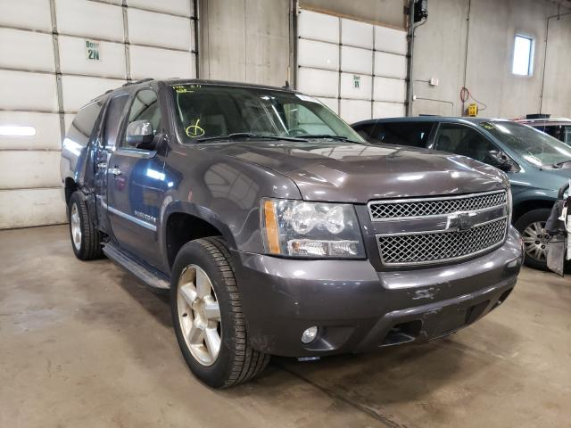 Chevrolet Suburban K salvage cars for sale: 2010 Chevrolet Suburban K
