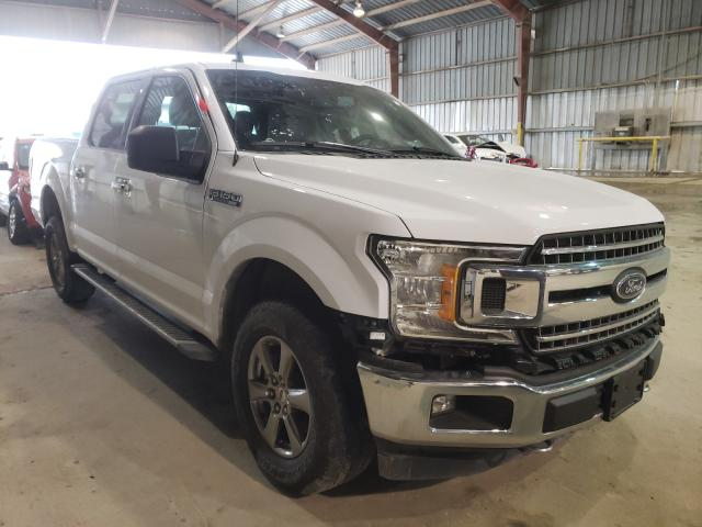 Salvage cars for sale from Copart Greenwell Springs, LA: 2020 Ford F150 Super