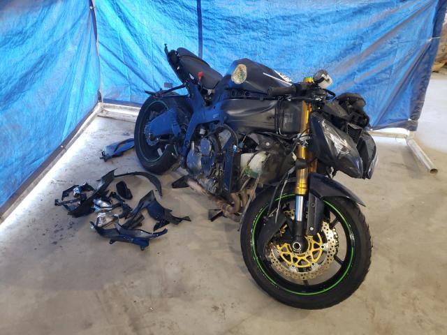 Salvage cars for sale from Copart Apopka, FL: 2015 Kawasaki ZX636 F