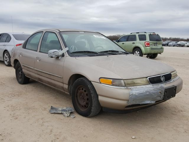 Salvage cars for sale from Copart San Antonio, TX: 1996 Mercury Mystique