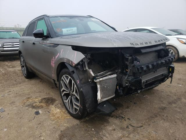 Salvage cars for sale from Copart Kansas City, KS: 2019 Land Rover Range Rover