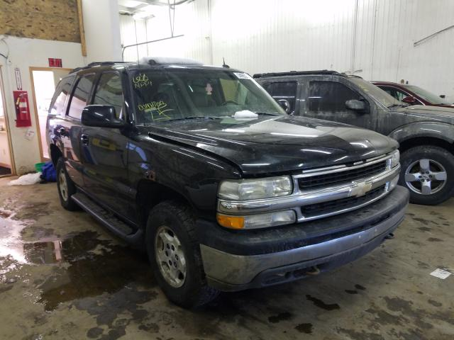 Salvage 2006 CHEVROLET TAHOE - Small image. Lot 34650171