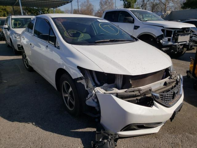 Salvage cars for sale from Copart Colton, CA: 2015 Honda Civic SE