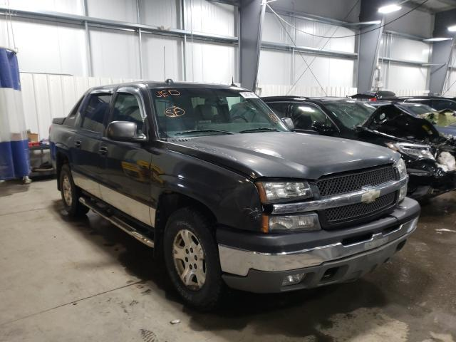 2004 CHEVROLET AVALANCHE - Other View