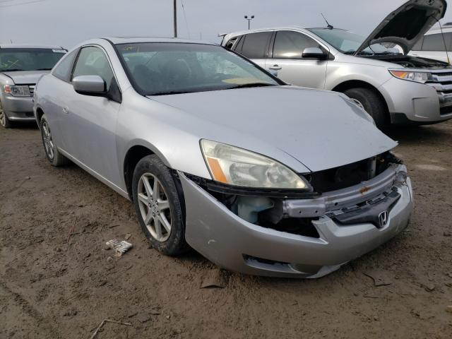 Salvage cars for sale from Copart Indianapolis, IN: 2004 Honda Accord EX