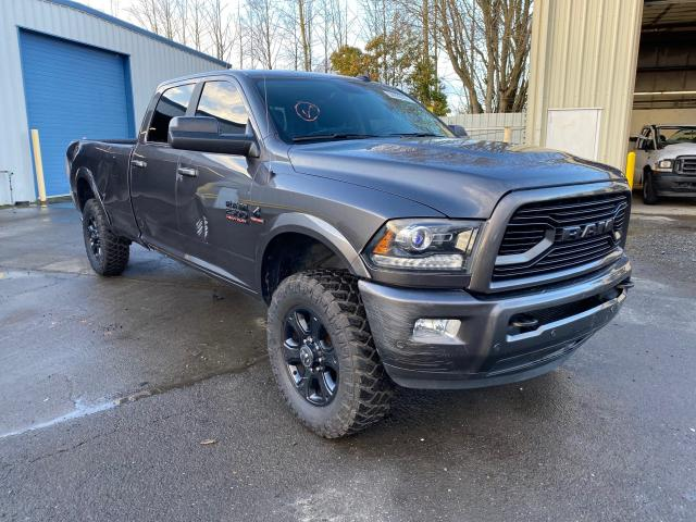 Salvage cars for sale from Copart Portland, OR: 2018 Dodge 2500 Laram