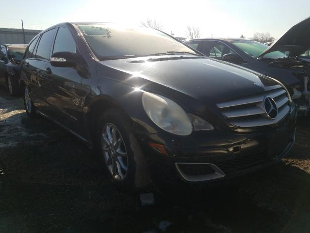 Mercedes-Benz salvage cars for sale: 2006 Mercedes-Benz R 350