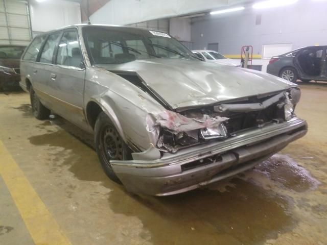Oldsmobile salvage cars for sale: 1996 Oldsmobile Ciera SL