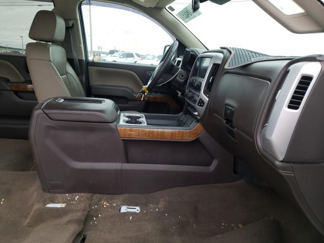 2017 GMC SIERRA K15 - Left Rear View