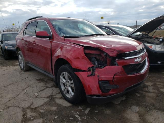 Salvage cars for sale from Copart Indianapolis, IN: 2014 Chevrolet Equinox LT