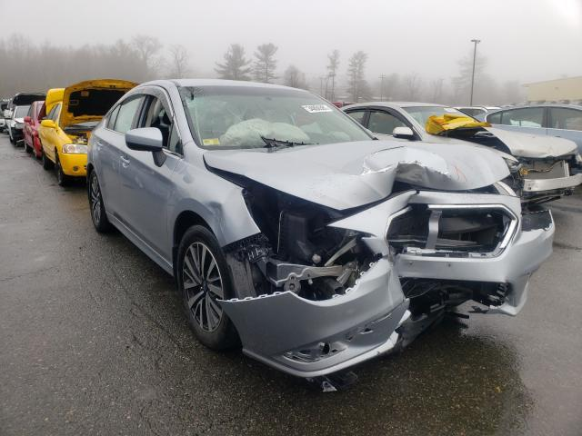 Salvage cars for sale from Copart Exeter, RI: 2018 Subaru Legacy 2.5