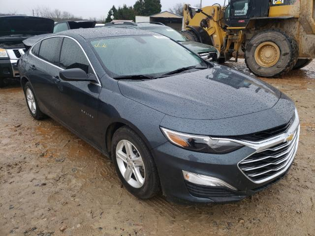 Vehiculos salvage en venta de Copart China Grove, NC: 2021 Chevrolet Malibu LS