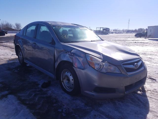 Salvage cars for sale from Copart London, ON: 2011 Subaru Legacy 2.5