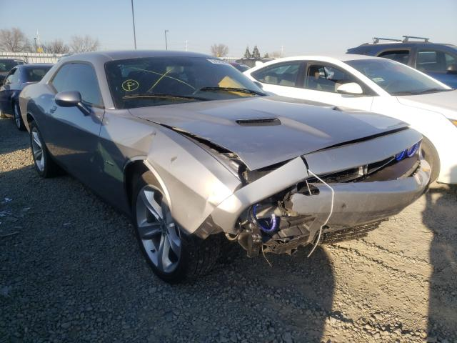 Dodge Challenger salvage cars for sale: 2017 Dodge Challenger
